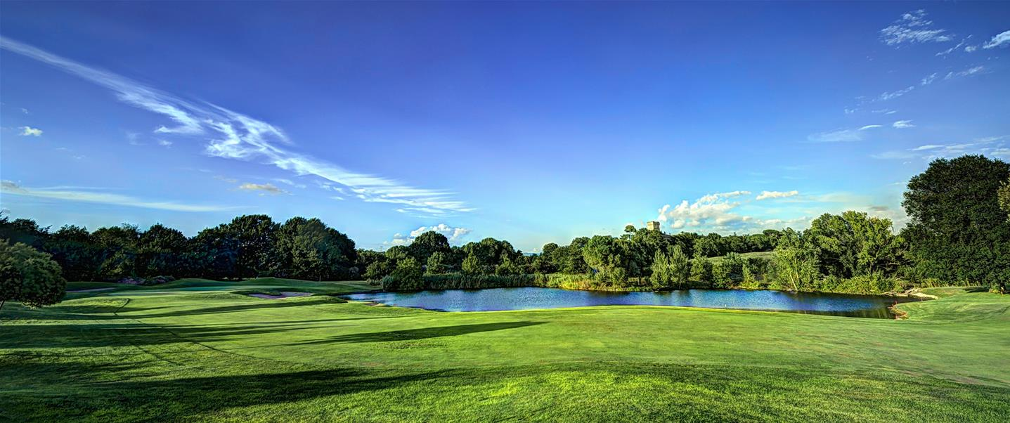1Marco Simone Golf Country Club Hole 1_destination hero image