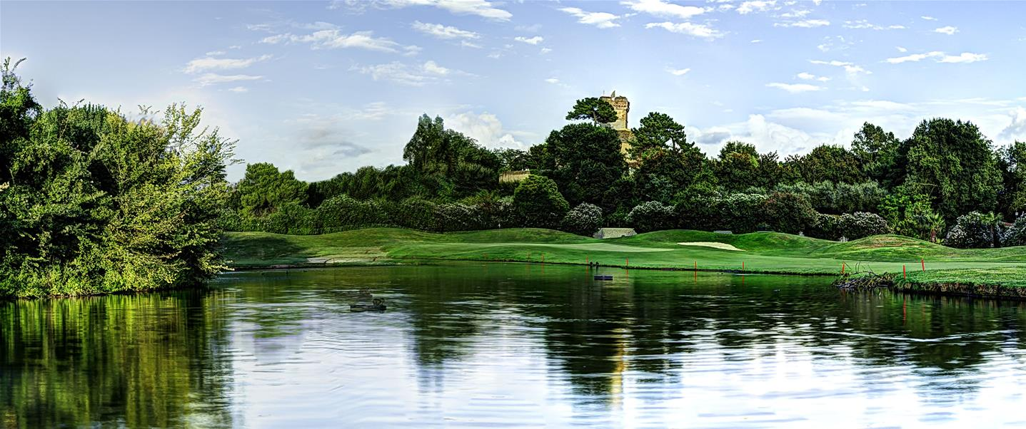 2Marco Simone Golf Country Club Hole 2_destination hero image