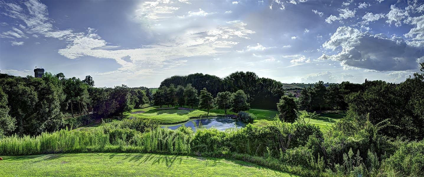 4Marco Simone Golf Country Club Hole 5_destination hero image
